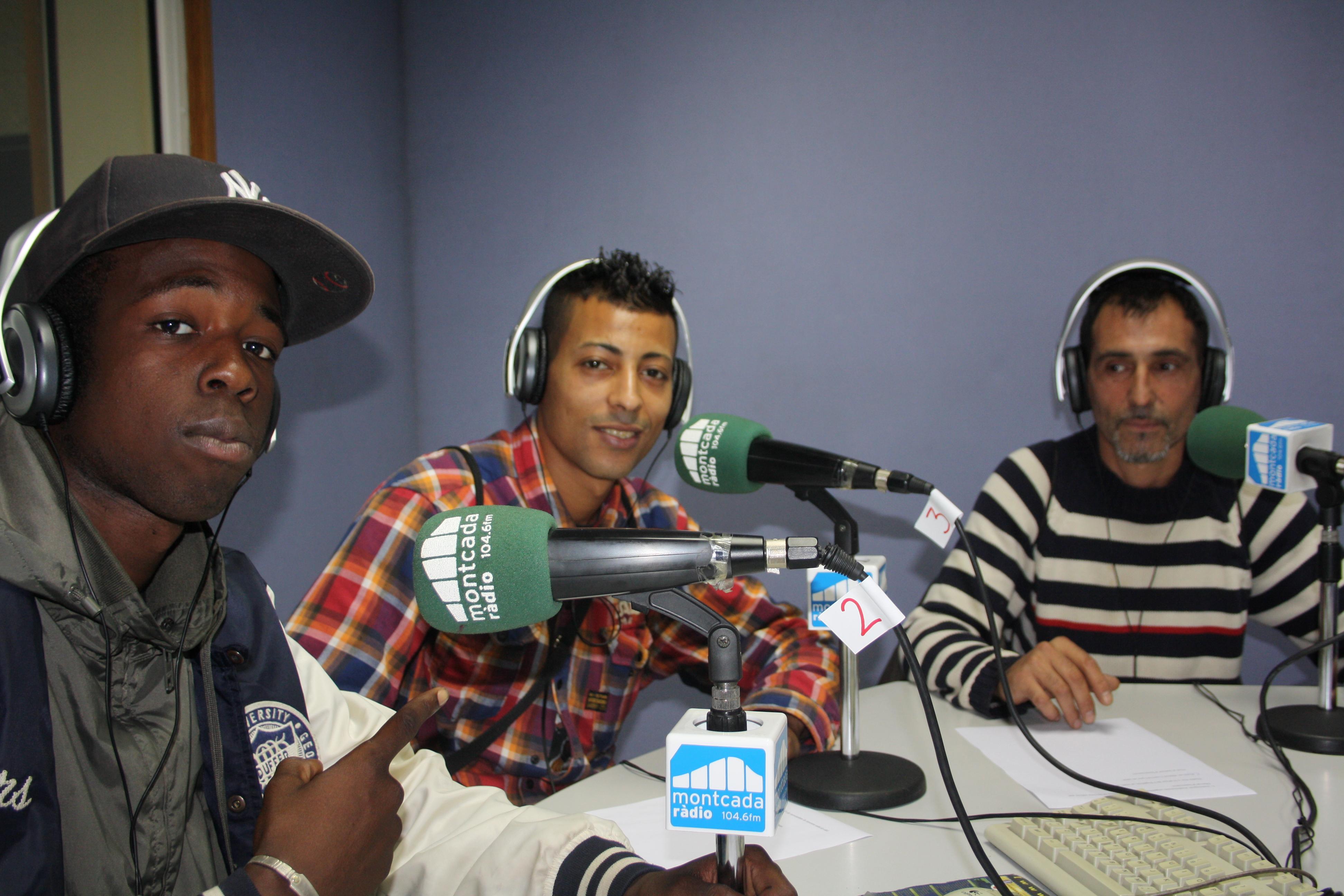 """Participación en """"El mirador"""" Radio Montcada"""