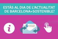 Grupos de trabajo de la Red Barcelona +Sostenible