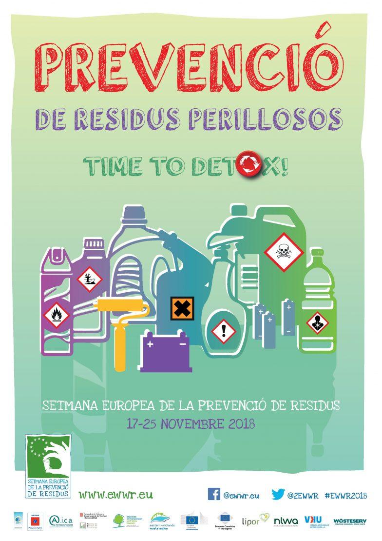Semana Europea de la Prevención de Residuos 2018