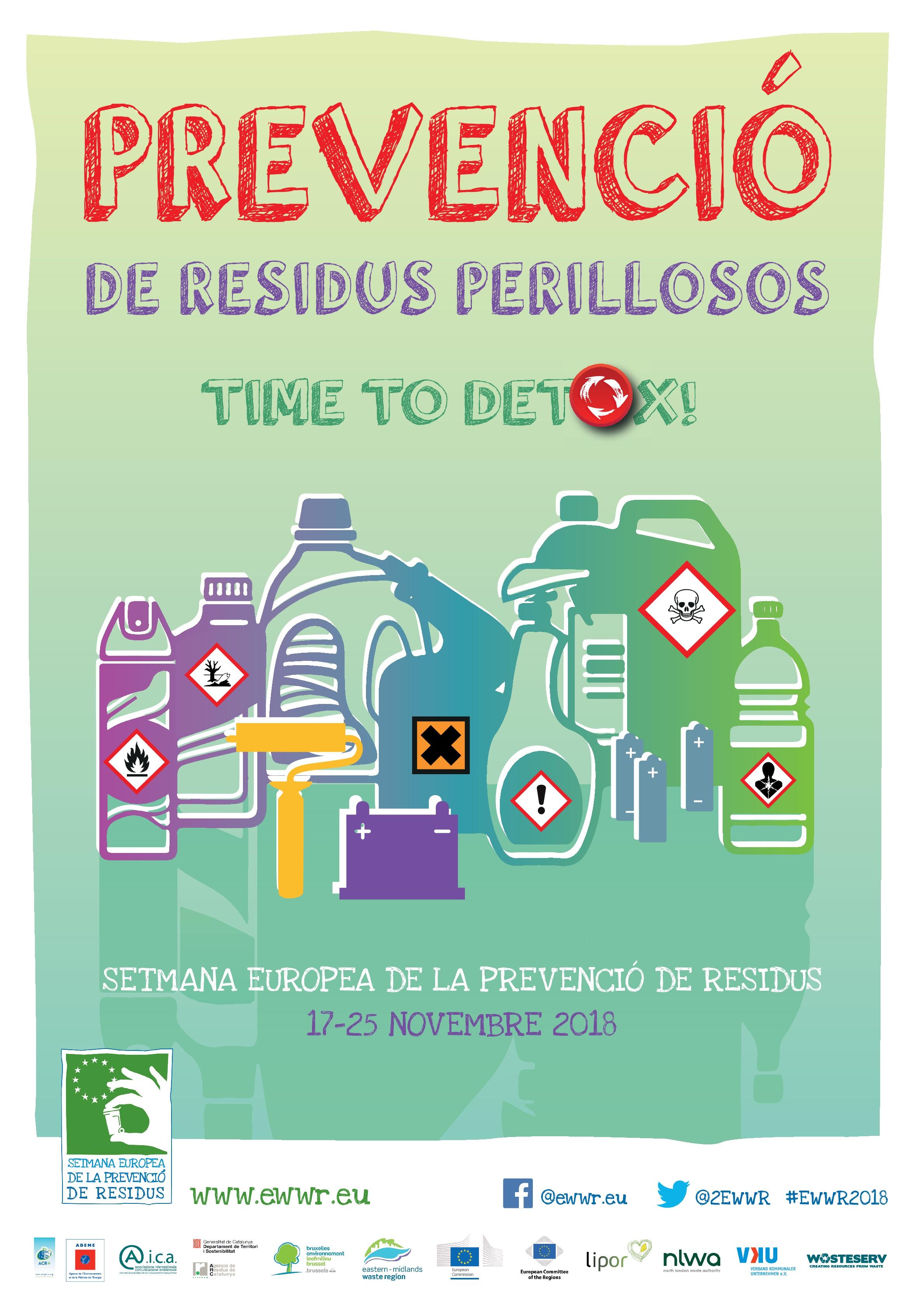 Setmana Europea de la Prevenció de Residus 2018