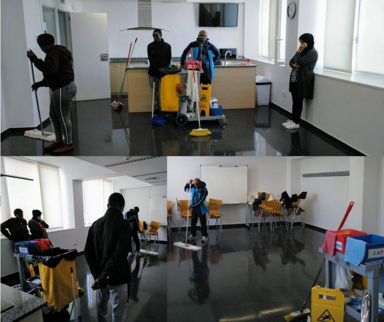 Programa Treball als barris a Figueres