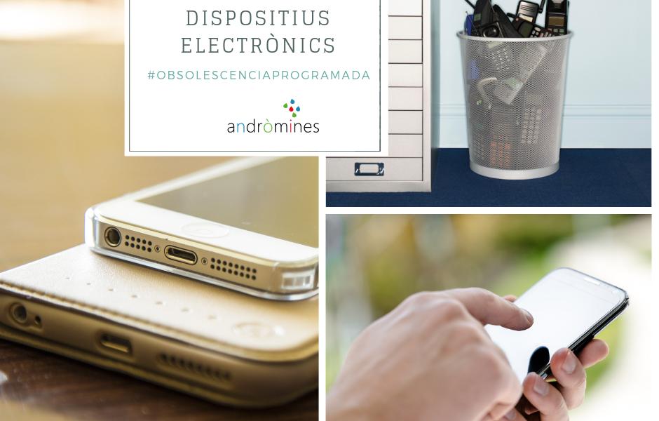 Vida útil y ciclo de vida de los móviles y dispositivos electrónicos