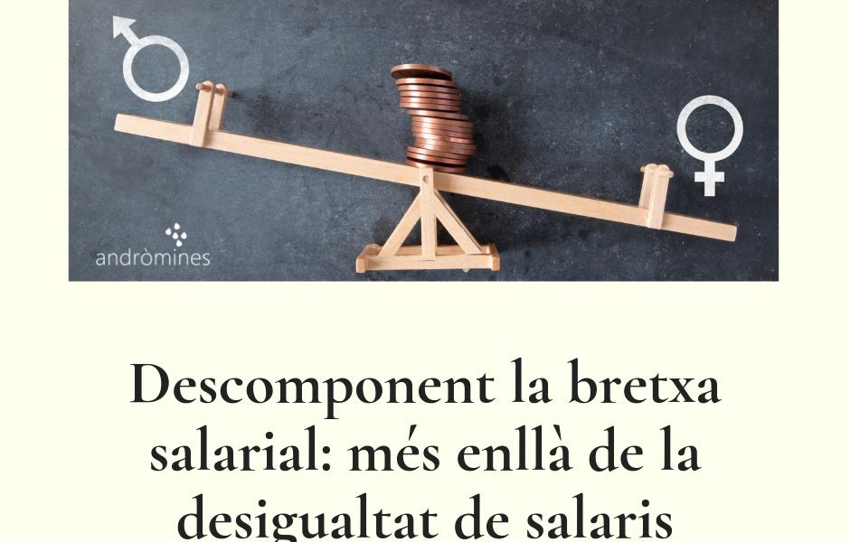 Descomponent la bretxa salarial: més enllà de la desigualtat de salaris