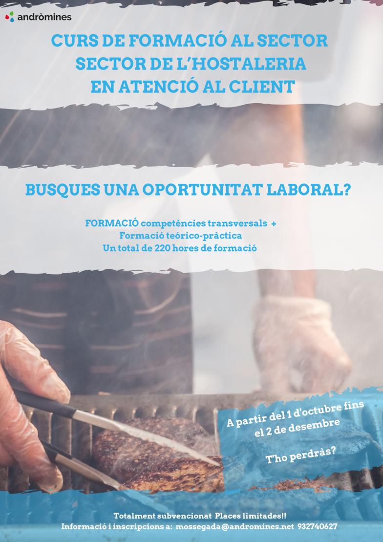 Formación profesionalizadora Atención al Cliente!!!