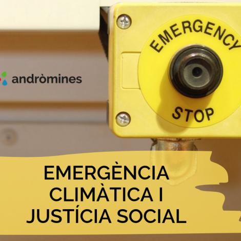 Emergencia climática y justicia social