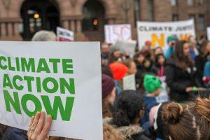 El clima necessita una acció ja