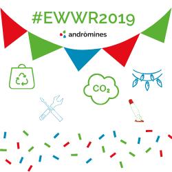 Setmana #EWWR2019  plena d'activitats. Quina és la teva excusa?