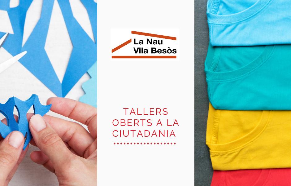 ¡Un mes de noviembre lleno de propuestas de #LaNauVilaBesòs !