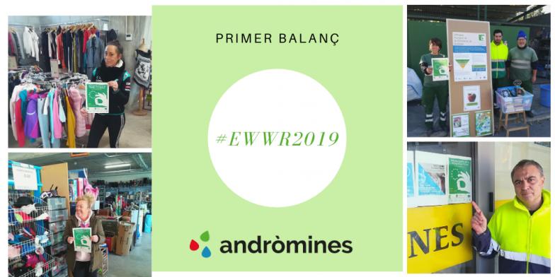 Un primer balance de la Semana Europea de prevención de Residuos