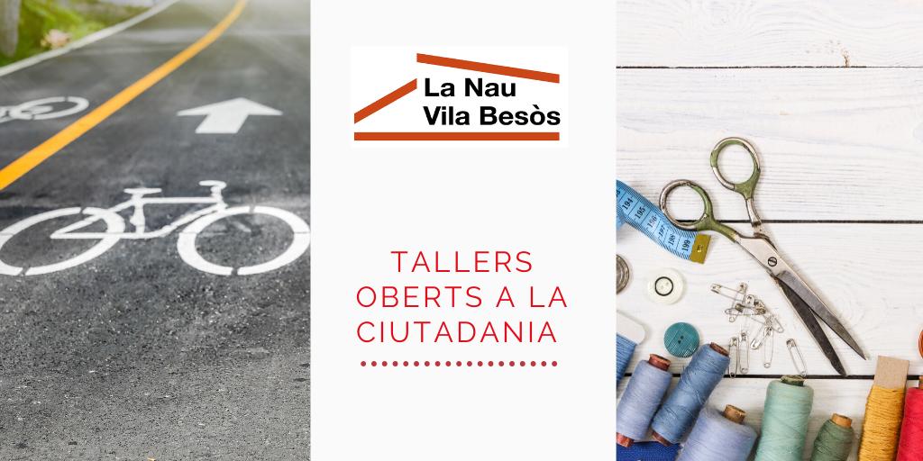 Propostes a #LaNauVilaBesòs pel gener i febrer