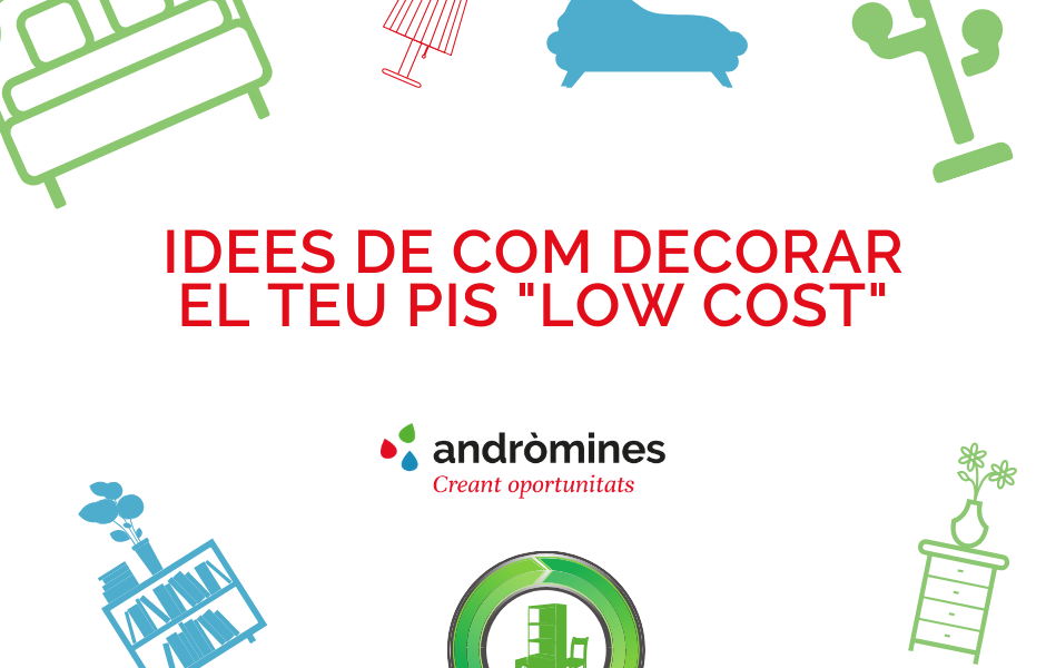 "Trucos para decorar un piso ""LOW COST"""