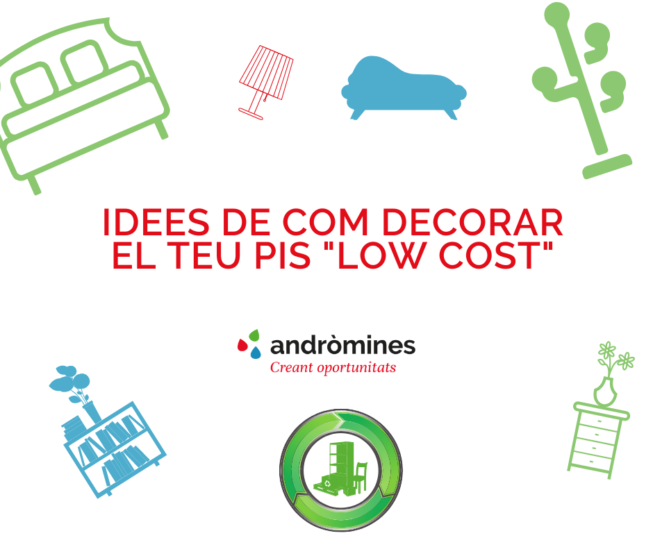 Trucs per a decorar un pis LOW COST