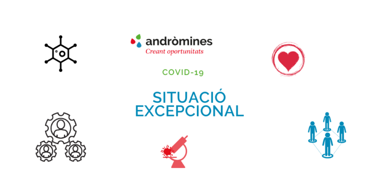El Coronavirus -COVID-19- en Andròmines