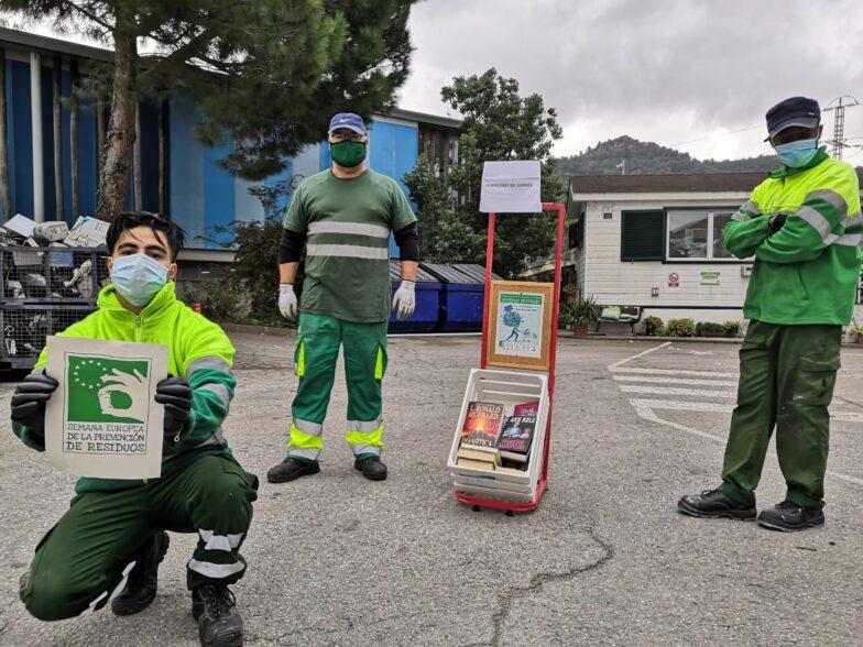 Finaliza la Semana Europea de Prevención de Residuos