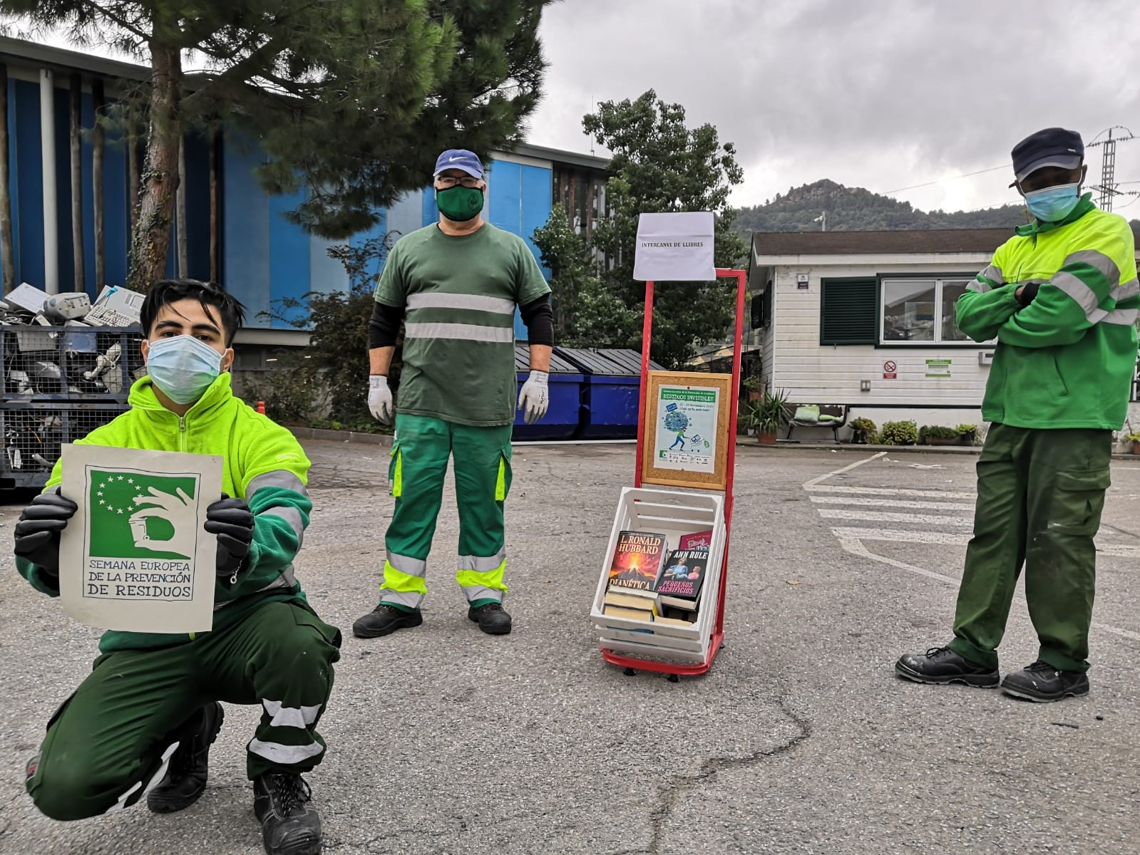 Finalitza la Setmana Europea de Prevenció de Residus