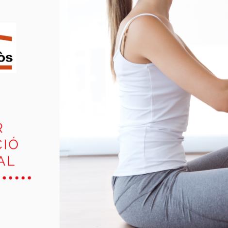 Vols millorar la teva postura? Una proposta que no et deixarà indiferent ;)